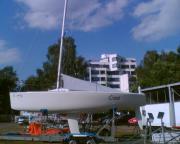 Kielboot Platu 25