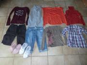Kinder Mädchen Kleiderpaket