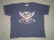 Kinder Piraten T-Shirt Mallorca Gr