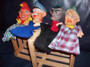 Kinder-Theater-Spiel-Figuren
