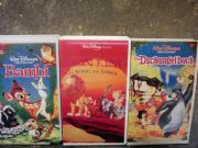 Kinder-Videokassetten