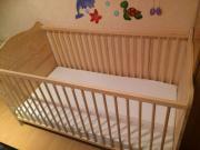 Kinderbett-Gitterbett 140x70