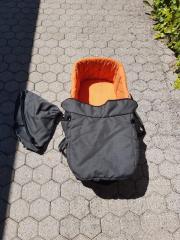 Kinderwagen Schale, Trageteil