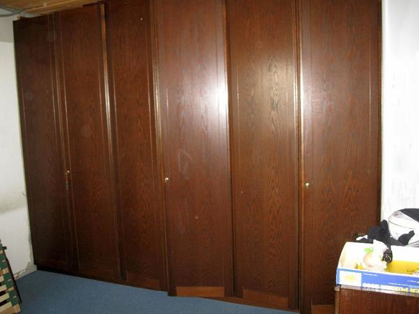 kleiderschrank in fu ach schr nke sonstige schlafzimmerm bel kaufen und verkaufen ber. Black Bedroom Furniture Sets. Home Design Ideas