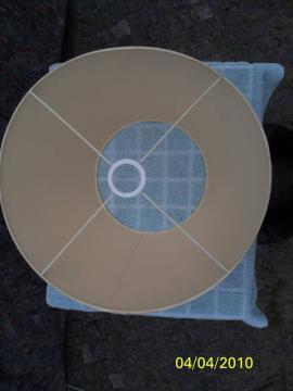 Kleiner Lampenschirm Material Kunststoff hell: Kleinanzeigen aus Berlin Reinickendorf - Rubrik Lampen