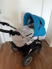 Kombi Kinderwagen Teutonia