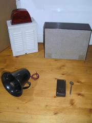 Kompakt - Alarmanlage SONAX - Zentrale Blitzleuchte