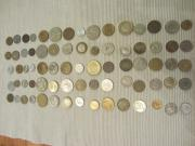 Konvolut 75 Münzen