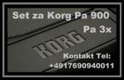 Korg - Srbija Set
