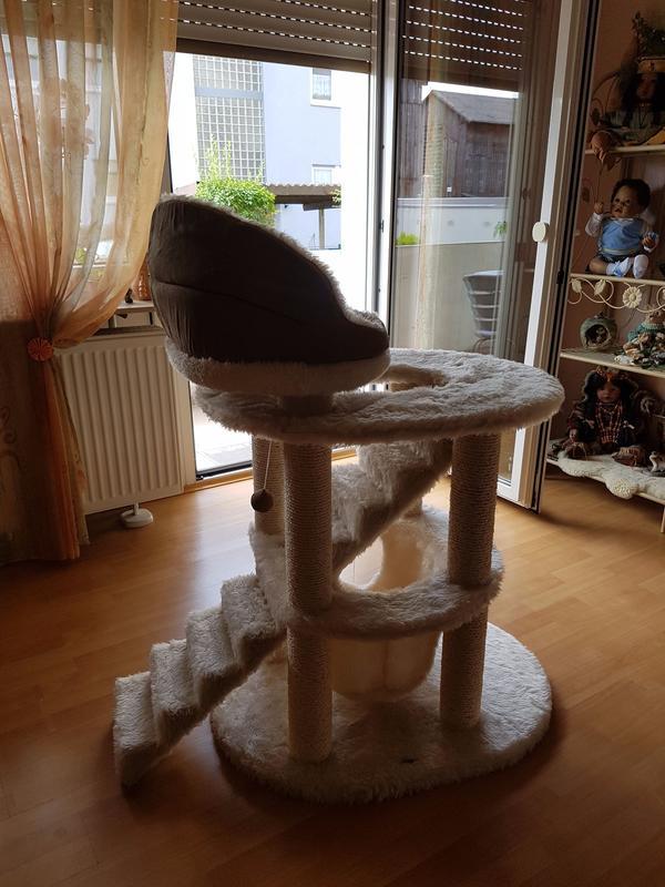 kratzbaum trixie 39 elsa 39 in herxheim zubeh r f r haustiere kaufen und verkaufen ber private. Black Bedroom Furniture Sets. Home Design Ideas