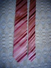 Krawatten Seidenkrawatten einzeln je Stück