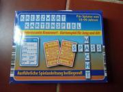 Kreuzwort Kartenspiel für