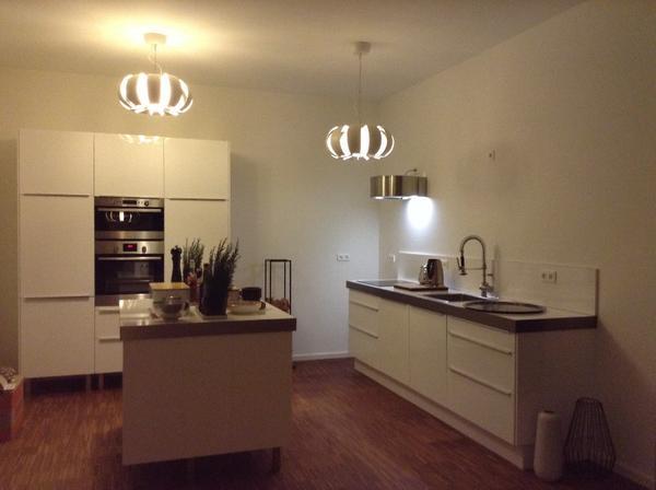 Küche IKEA, fast neu! in Waiblingen - Küchenzeilen, Anbauküchen ... | {Ikea küchen hochglanz 89}