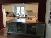 Küche inkl. Arbeitsplatten