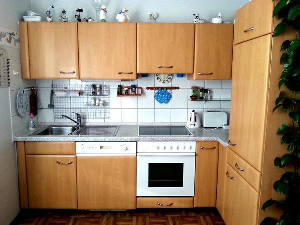 held mÖbel küchenzeile »sevilla«, mit elektrogeräten, breite 250