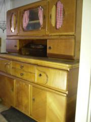 Küchen - Schrank aus