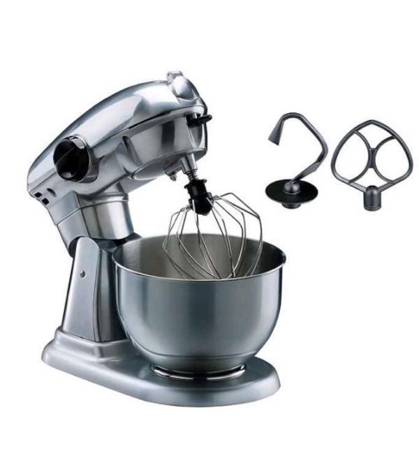 Kitchenaid Kuchenmaschine Schwarz gebraucht kaufen! Nur 3