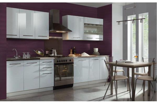 Einbauküche Küchenzeile Unterschied ~ küchenzeile mona 260cm küchenblock einbauküche in neubrandenburg küchenzeilen, anbauküchen