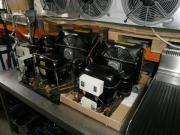Kühlmittelmotoren für Gastronomie
