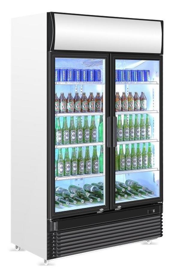 Kühlschrank , Getränkekühlschrank - Ladeneinrichtung ...