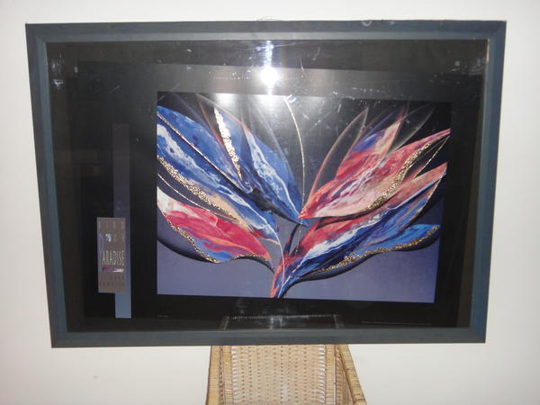 Kunstdrucke mit Rahmen zu verkaufen