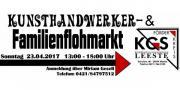 Kunsthandwerkermarkt und Flohmarkt