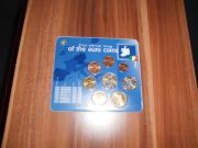 Kursmünzen Satz Irland 2002