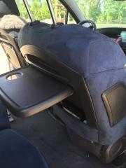 Lancia Phedra Beifahrersitz