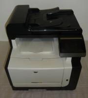 Laserdrucker HP Laserjet Pro CM1415fn