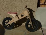 Laufrad Holzlaufrad