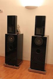 Lautsprecher Ascendo System