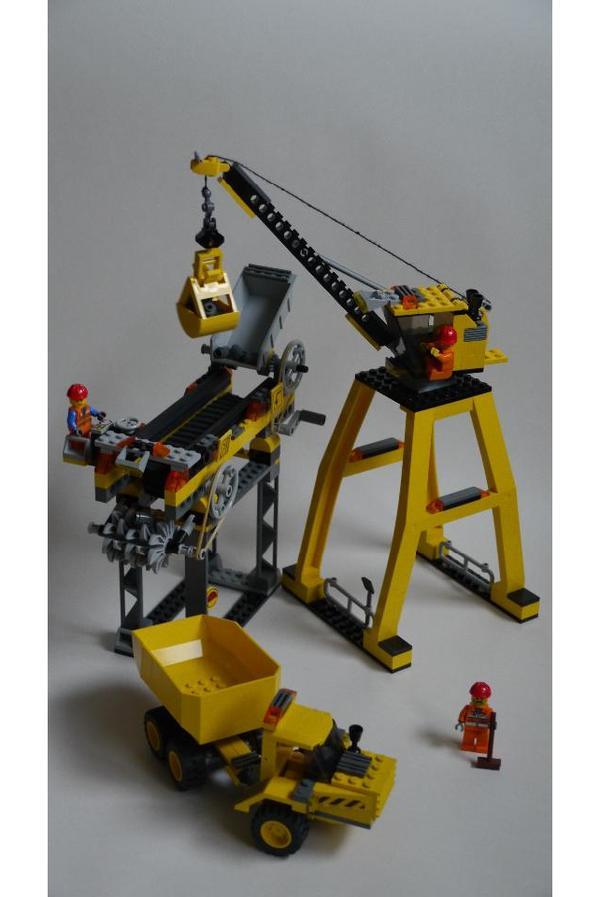 Lego city baustellenset in münchen spielzeug