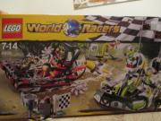 Lego 8899 World Racers - Gefahr