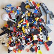 Lego Steine Mischung