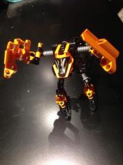 Lego Technic Figur
