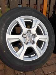 Leichtmetallfelgen Audi A4