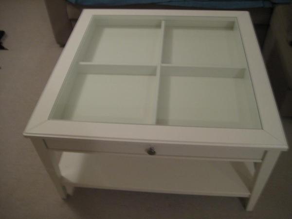 Couchtisch Ikea Weiss