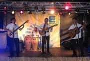 Live Band, Tanzshow,