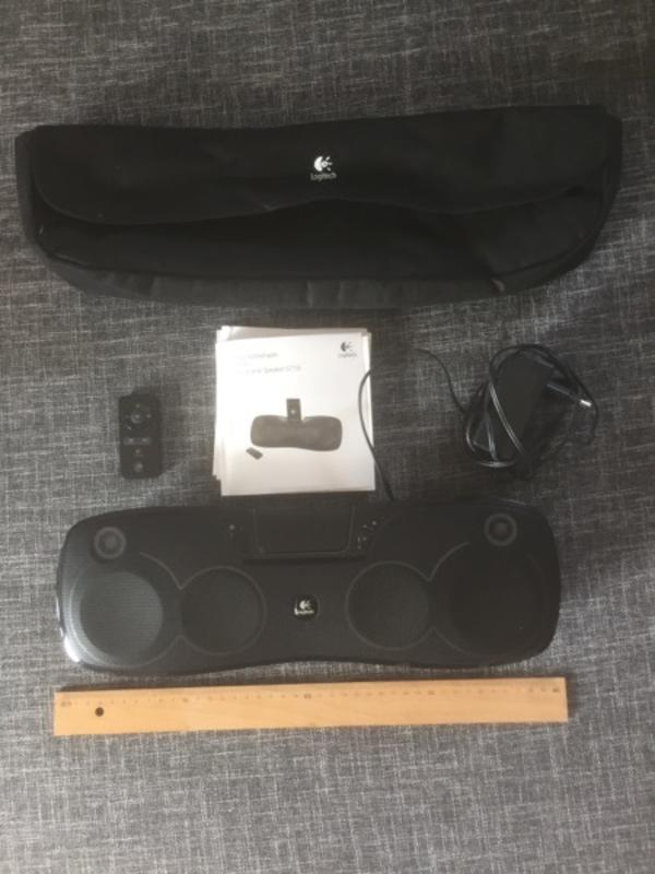 Logitech S715i » Boxen, Lautsprecher, Kopfhörer