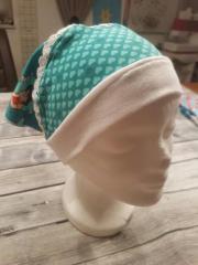 Luftige Kopftücher in