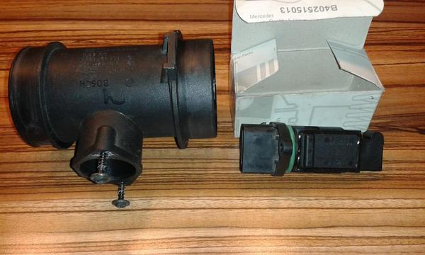 Luftmassenmesser - Freisbach - Verkaufe einen Luftmassenmesser für Mercedes. Bei weiteren Fragen einfach anrufen. - Freisbach