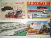 Märklin,Trix,Fleischmann,