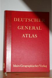MAIRS DEUTSCHER GENERAL-ATLAS