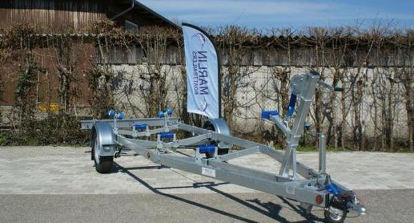Marlin Bootstrailer BT 1500 in Tettnang - Bootsanhänger kaufen und ...