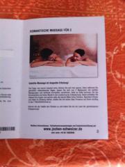 Massage für ZWEI -