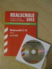 Mathe Abschlussprüfung Realschule Bayern - Mathematik