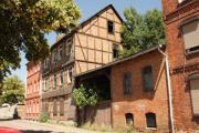 Mehrfamilienhaus im Tor