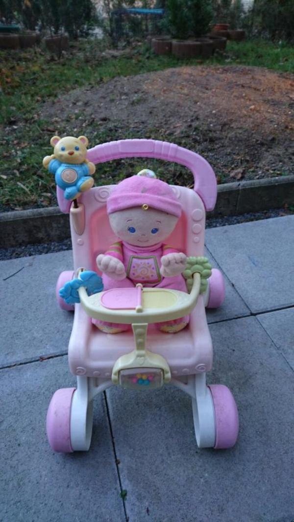 Mein erster Puppenwagen zvk