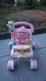 Mein erster Puppenwagen