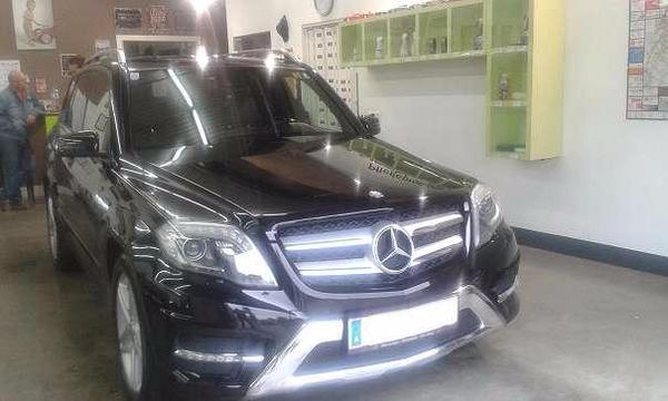 mercedes benz glk klasse mercedes glk 220 cdi 4matic a. Black Bedroom Furniture Sets. Home Design Ideas